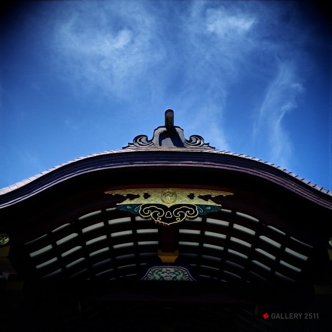No.183 -「츠루오카하치만구」 2007 Camera:海鴎 4A-103